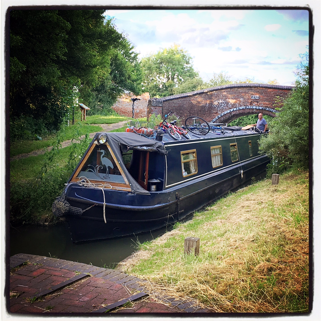Vilani - Oxford Canal
