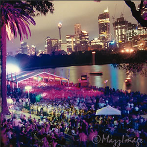 Harbour Party, Sydney